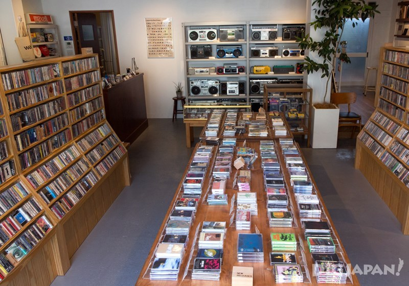 音樂卡帶専門店「Waltz」2