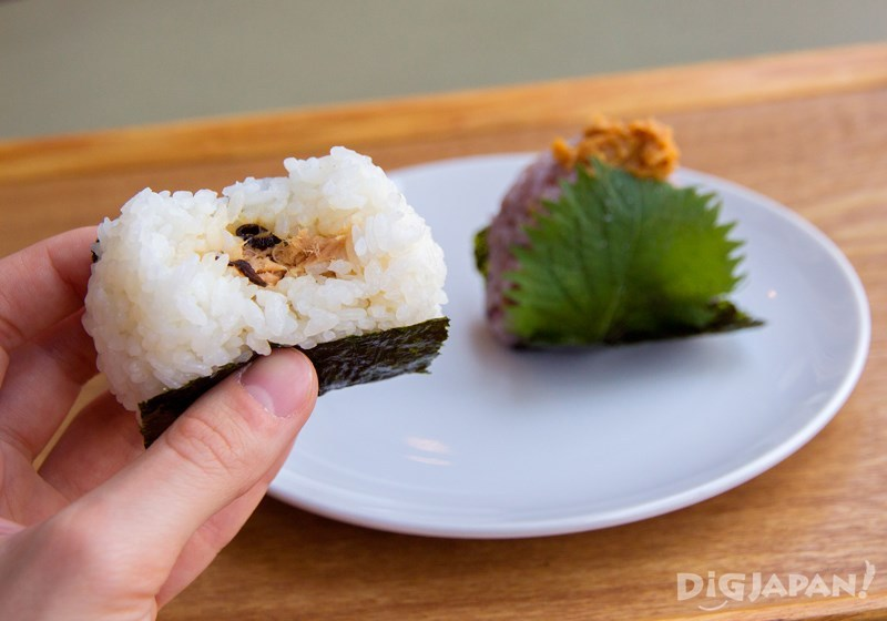 Onigily Cafe的御飯糰2