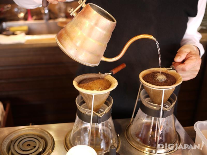 Isuzugawa Cafe- Enjoy coffee brewed with care