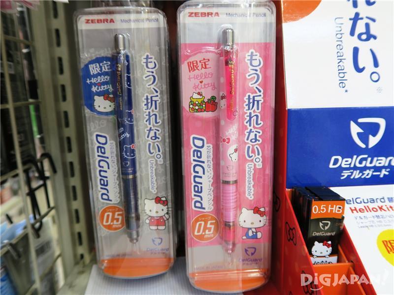ปากกา DelGurd รุ่น Hello Kitty