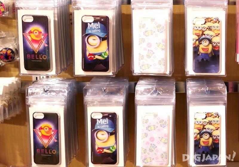เคสมือถือ iPhone (4 แบบ) 2,200 เยน