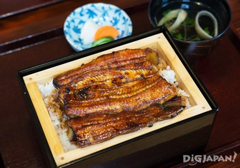 うなっ子的鰻魚飯