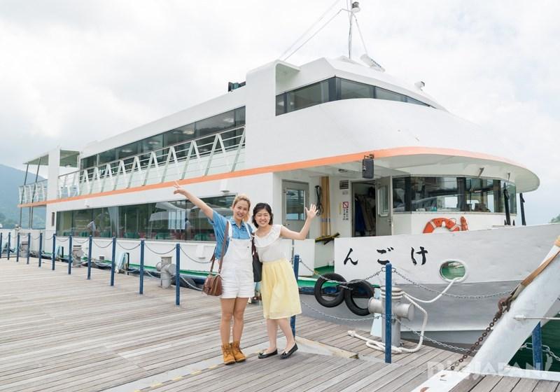 เรือท่องเที่ยว Chuzenjiko