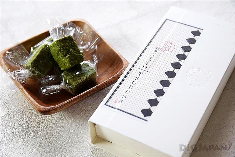 TSUBUSA 宇治抹茶餅乾