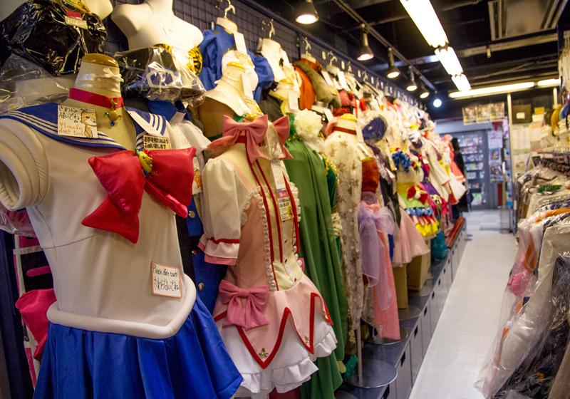 まんだらけ cosplay館