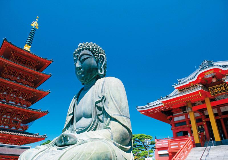 Iinuma Kannon(Enpuku-ji Temple)