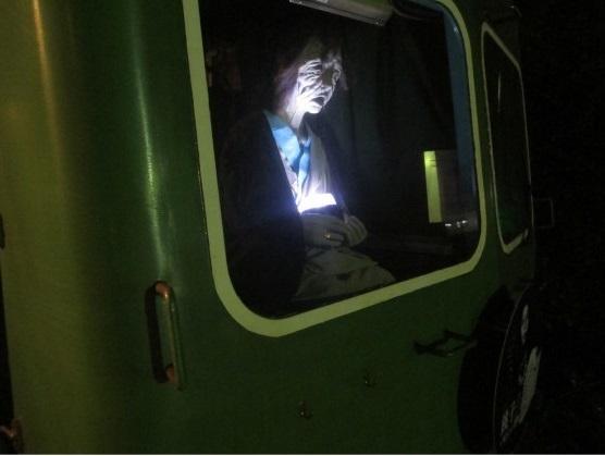 Choshi Dentetsu's Spooky Ghost Train1
