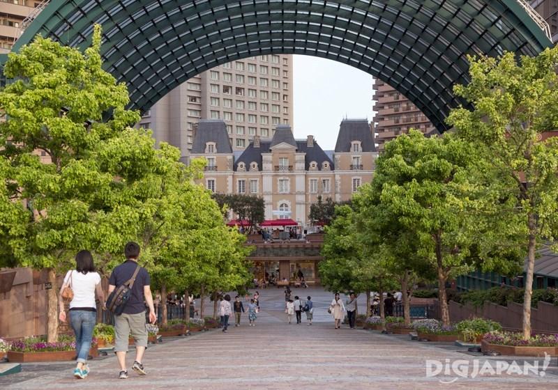 惠比寿花园广场1