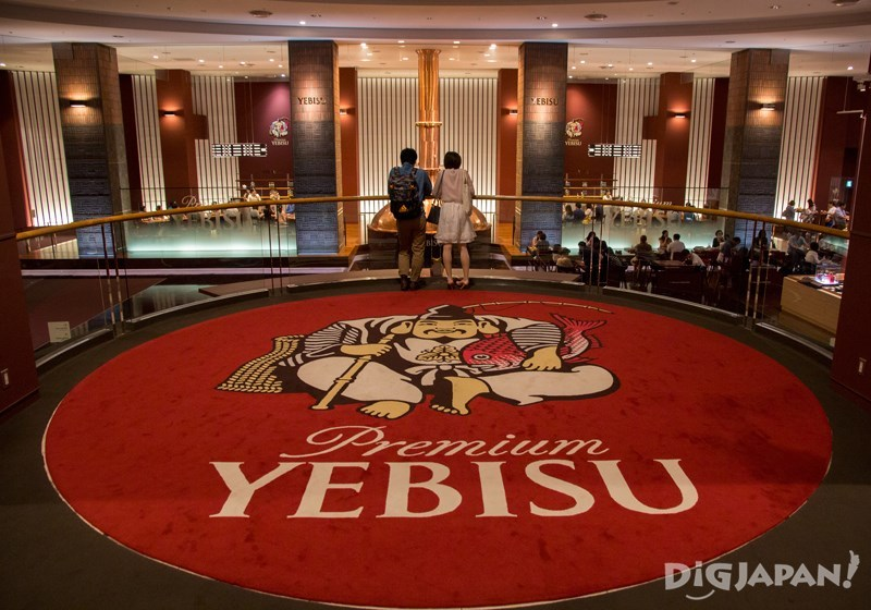 The Highlight: Yebisu Beer Museum2