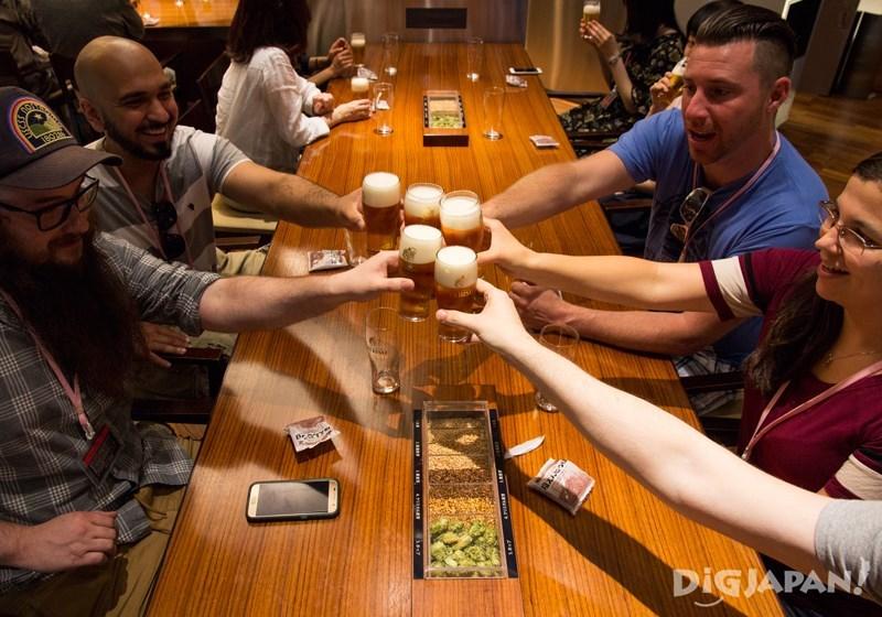 惠比寿啤酒试饮5