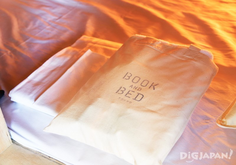 BOOK AND BED TOKYO アメニティセット