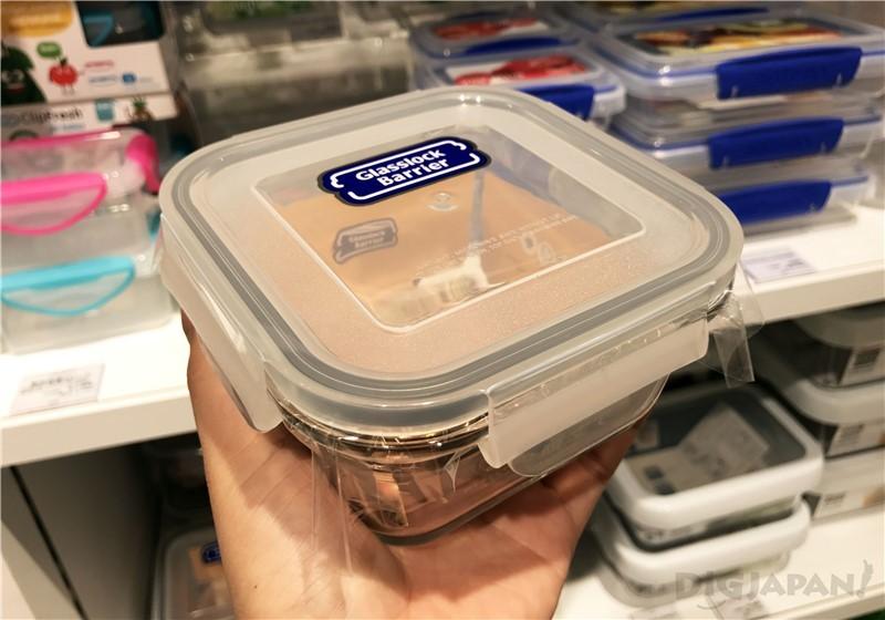 玻璃保鲜盒