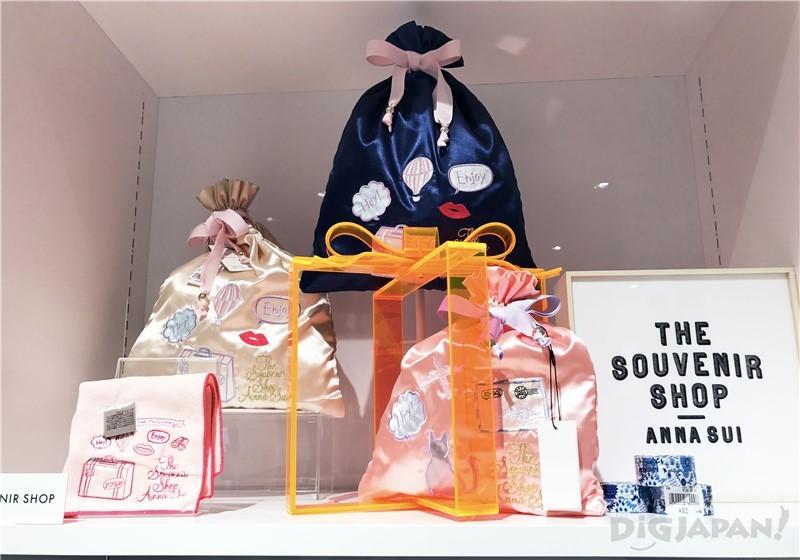 Anna Sui配件、手帕、香氛