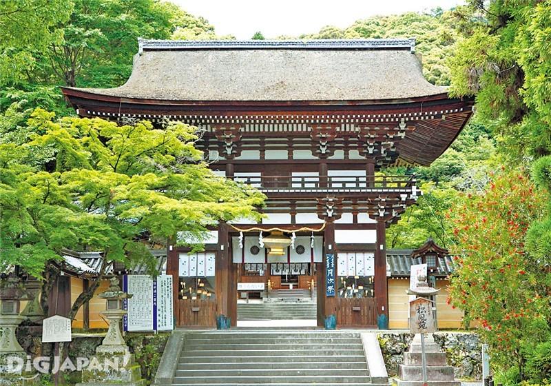 ศาลเจ้า Matsunoo taisha