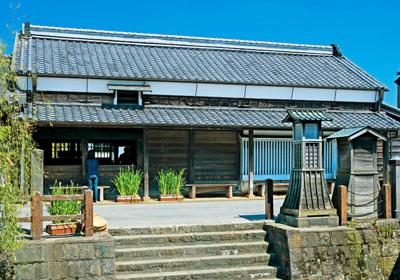 Ino Tadataka former residence1