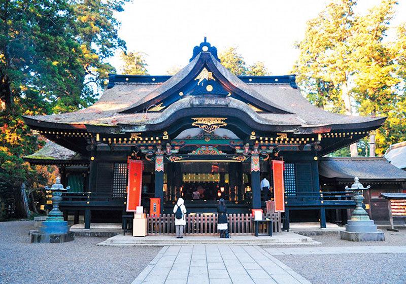 Katori-jingu Shrine2