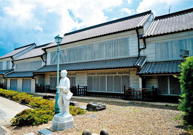 Ino Tadataka Museum1