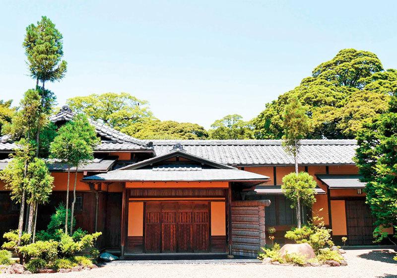 Takanashi Gardens /Kamihanawa Institute