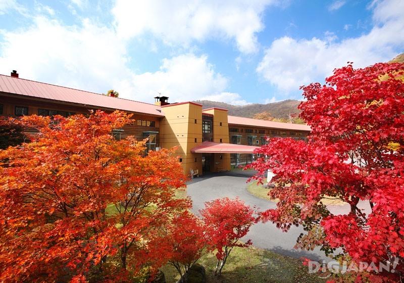 โรงแรม Chuzenji Kanaya