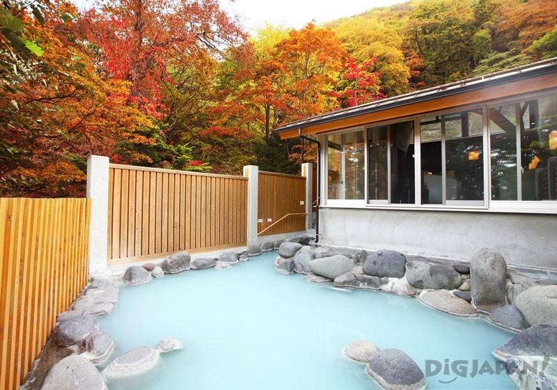 ออนเซ็นโรงแรม Chuzenji Kanaya