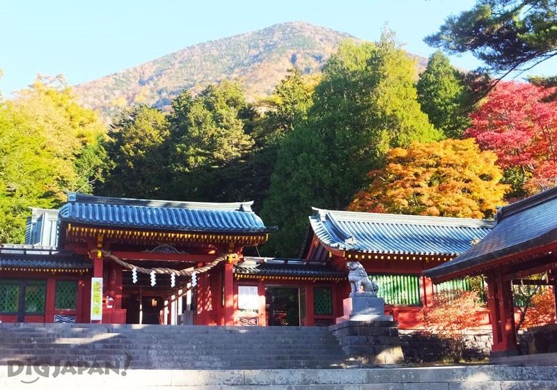 ศาลเจ้า Futarasan Jinja Chugushi