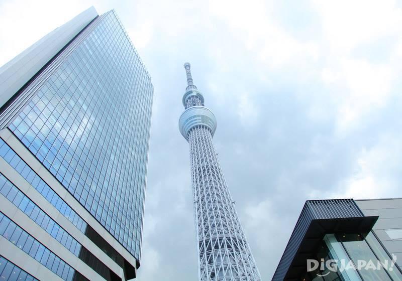東京晴空塔1