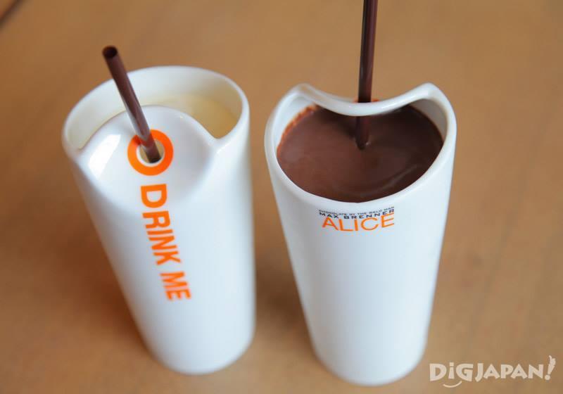 MAX BRENNER的純巧克力冰沙