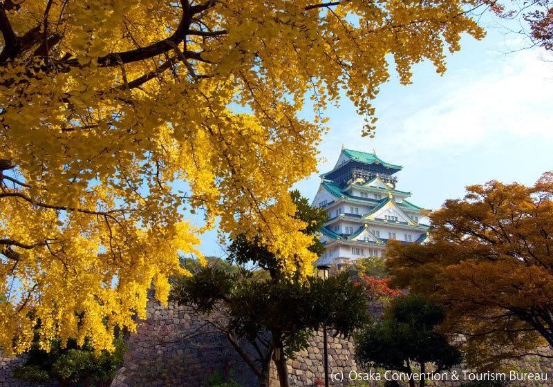 Osaka Castle(Osaka)