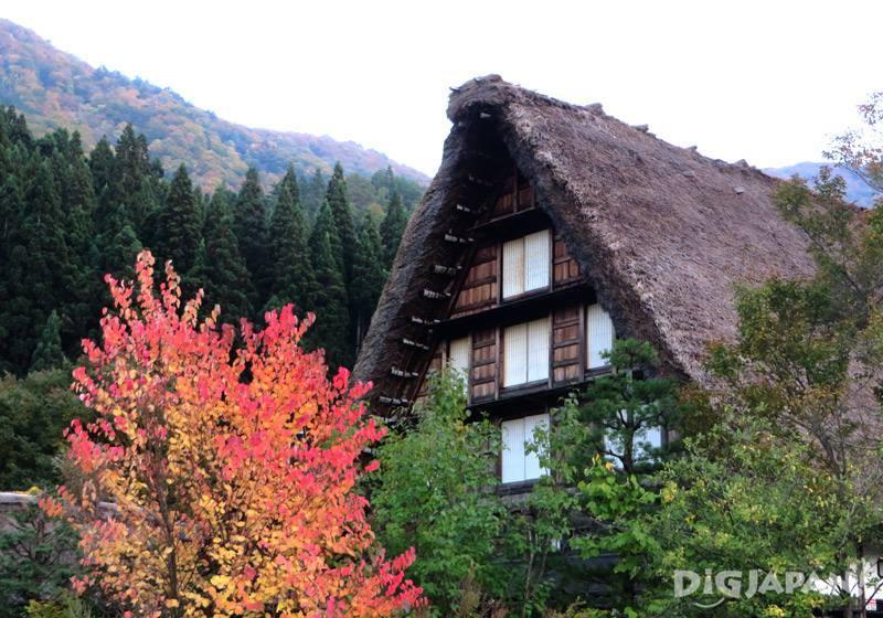 Historic Villages of Shirakawa-go and Gokayama(Gihu)