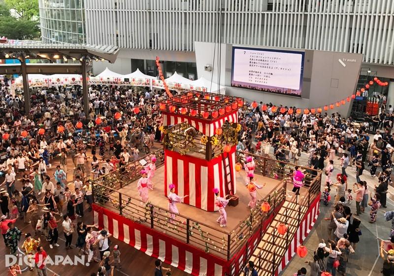 六本木之丘盆舞祭