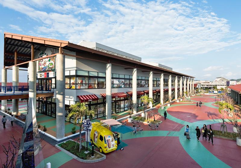 冲绳平价精品购物城 ASHIBINAA2