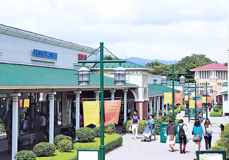 Gotemba Premium Outlets2