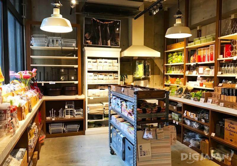 厨房用品区