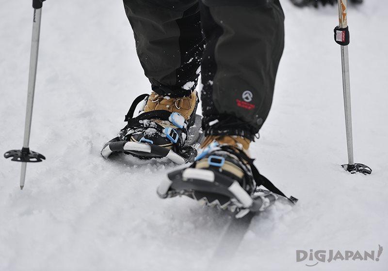 國營瀧野鈴蘭丘陵公園雪地散步