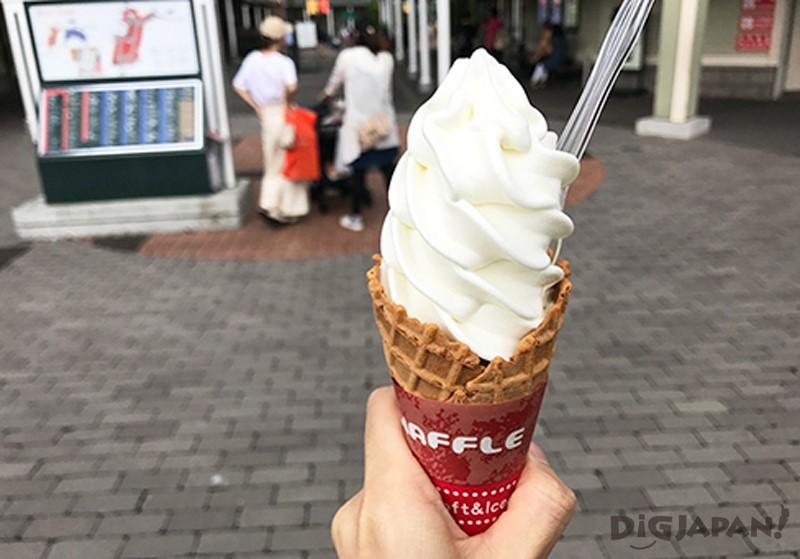 IDEBOK冰淇淋450円