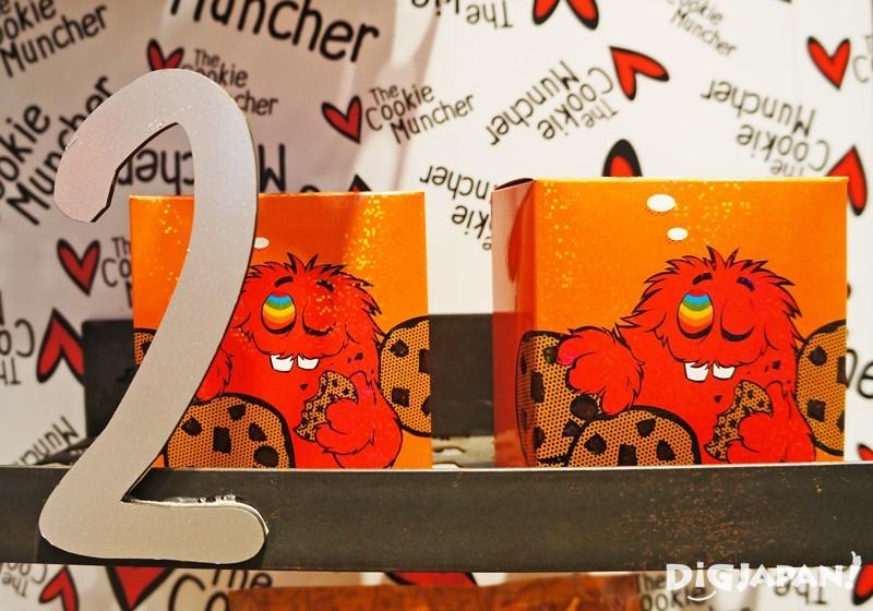 排行榜第2名:Gift Box餅乾3入組