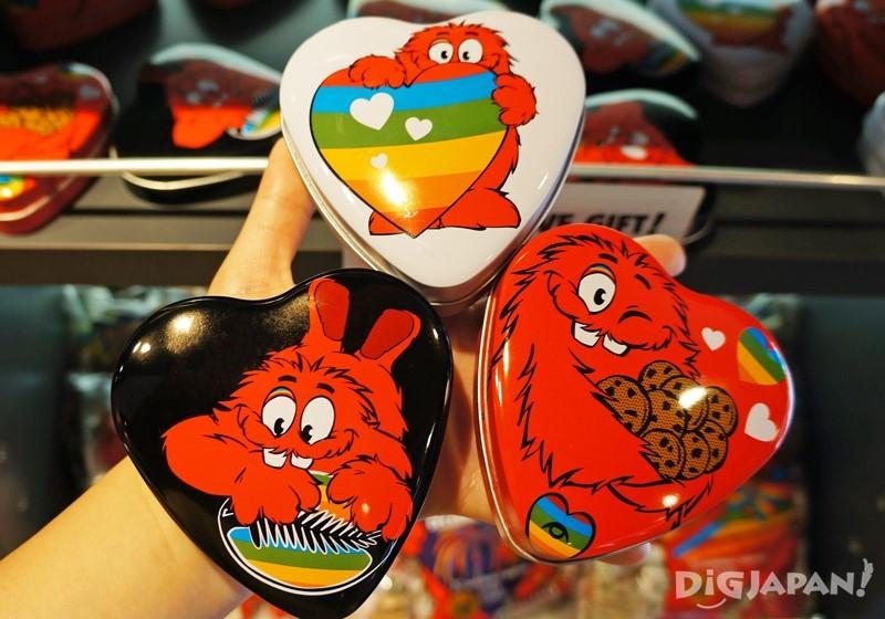LOVE GIFT爱心铁盒