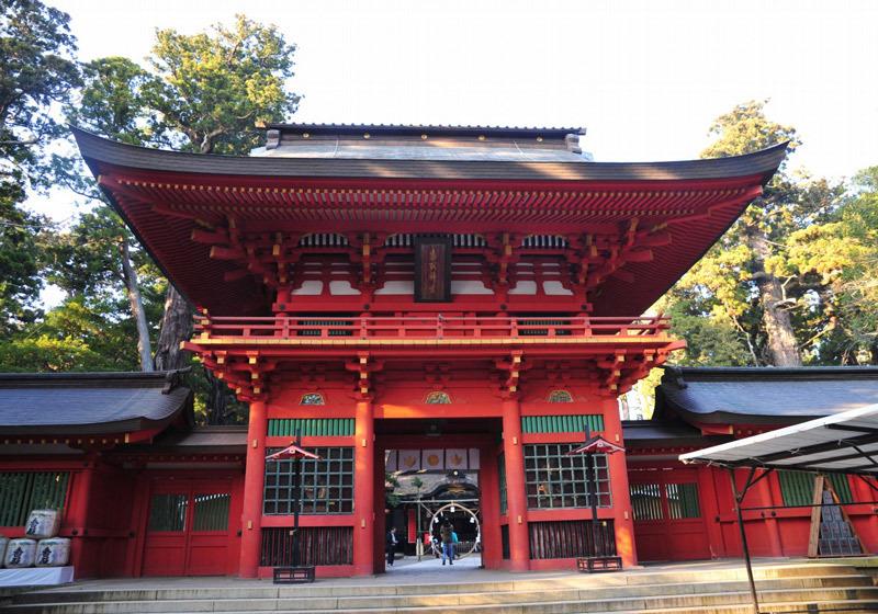 Katori-jingu Shrine1