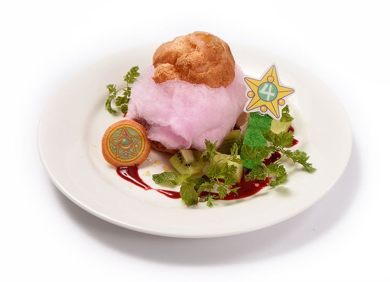 パチパチ☆シュープリームクリームサンダー
