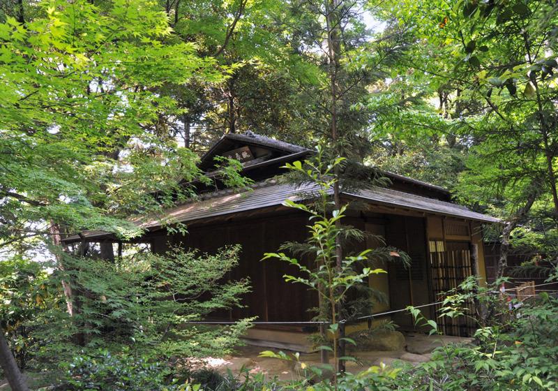เรือนสไตล์ญึ่ปุ่นแท้ๆเหมาะสำหรับการถ่ายรูปเป็นที่ระลึก