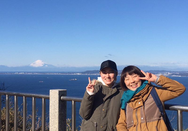 Enjoy the cliffs of Mt. Nokogiri on a Hike5