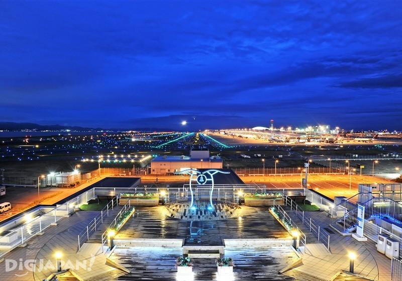 関西国際空港夜景