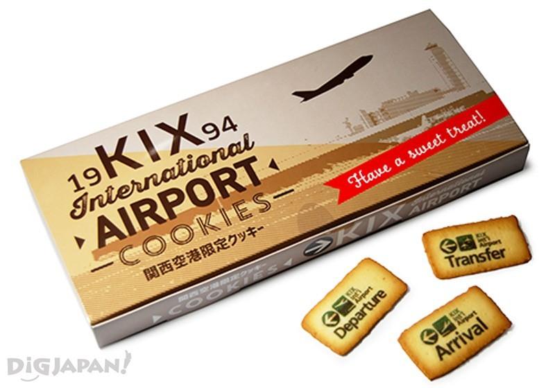 KIX饼干 756日元