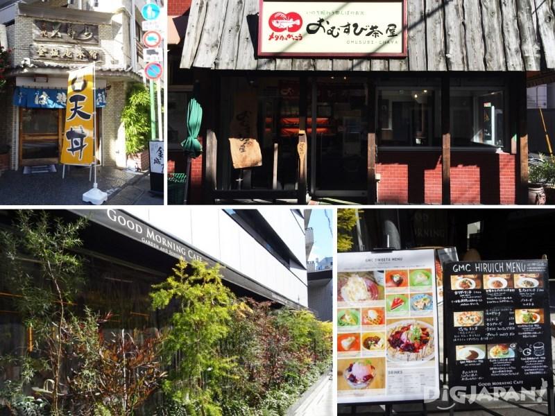 Walking around Waseda gives you a taste of the Japanese university life
