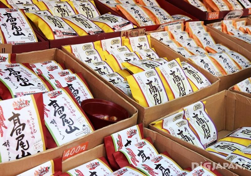 天狗鼻子江米条,400日元/袋