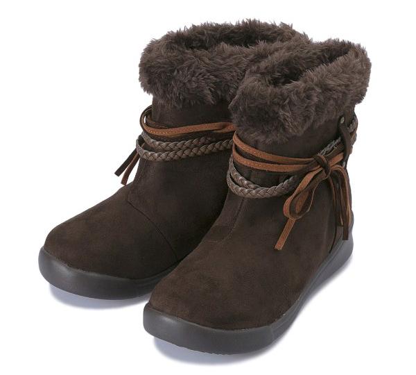 【HAWKINS】中筒雪靴1