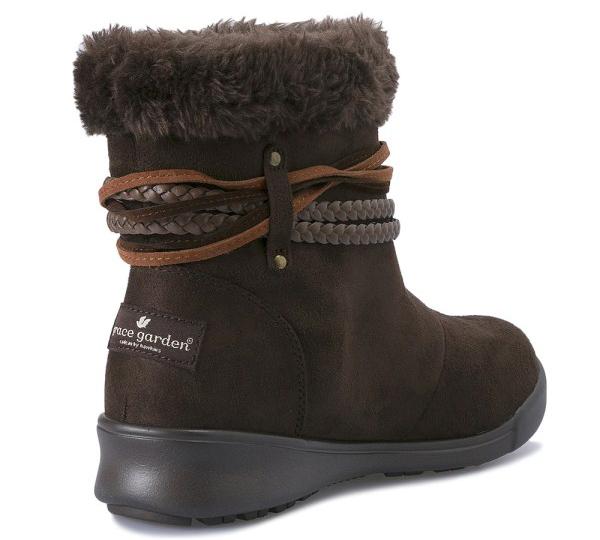 【HAWKINS】中筒雪靴2