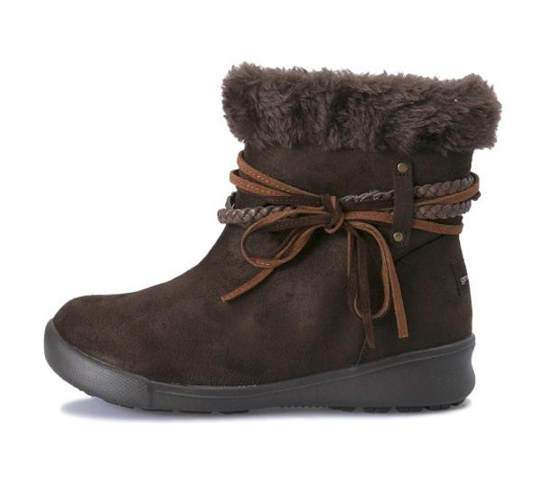 【HAWKINS】中筒雪靴4