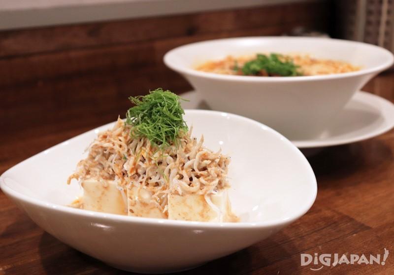 日式拌豆腐