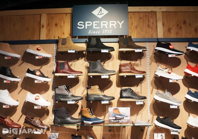 1935年创立的品牌SPERPY TOP-SIDER